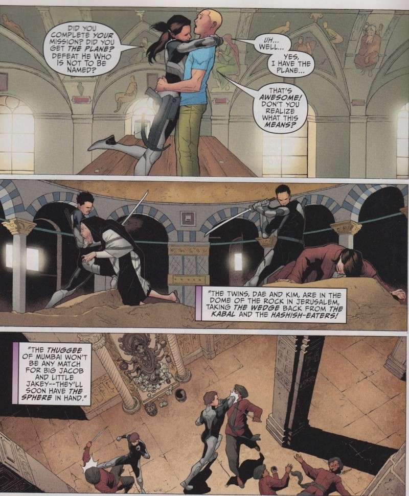Archer & Armstrong [Valiant] - Page 2 Aa3_410