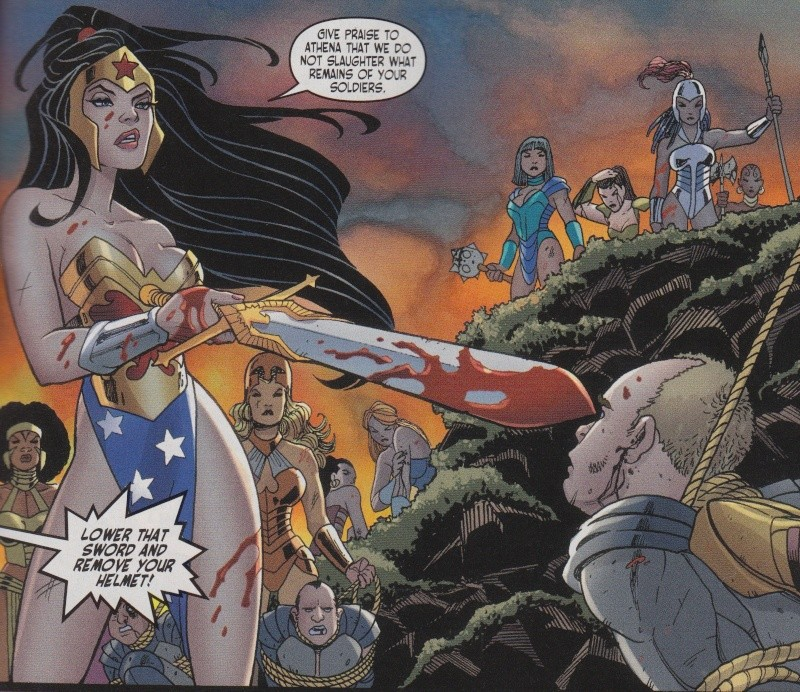 AME-COMI GIRLS #1: FEATURING WONDER WOMAN Amecon12