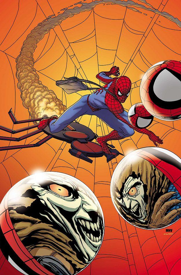 Amazing Spider-Man 687-698 Asm19910