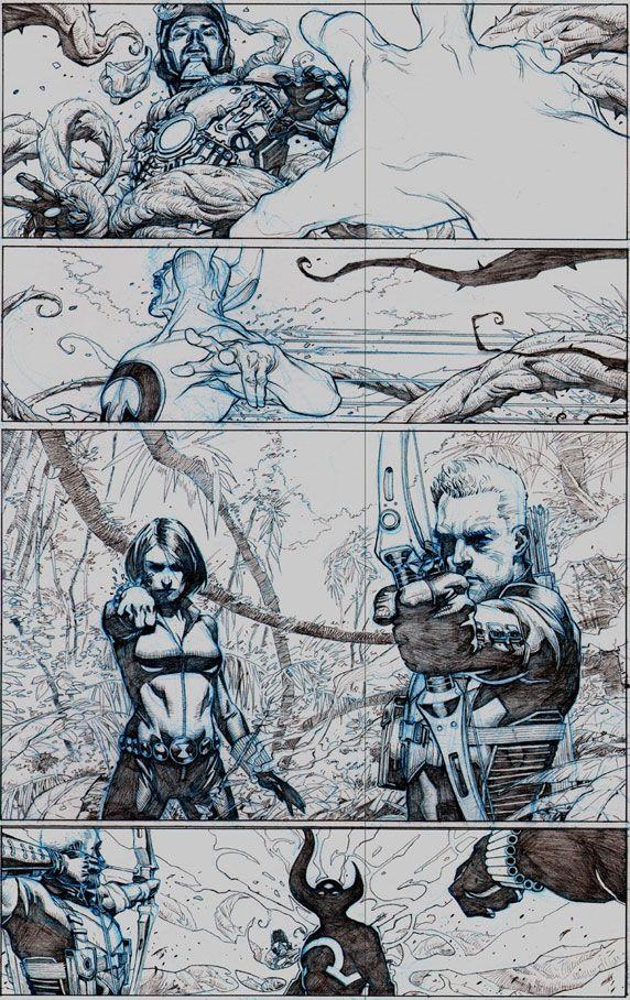 Avengers #1 Avenge13