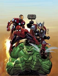 Avengers #1 Avenge16