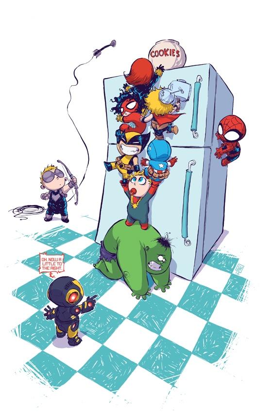 Avengers #1 Avenge17