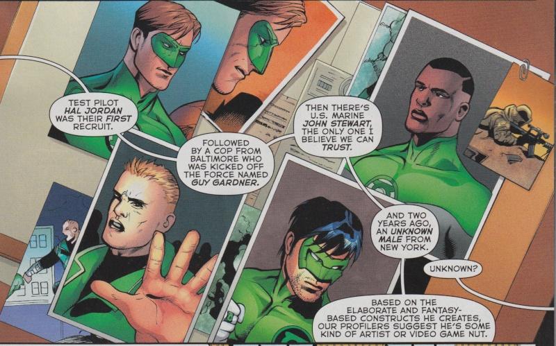 Green Lantern (New 52) Baaz_i11