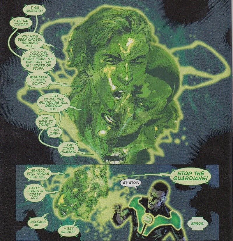 Green Lantern (New 52) Baaz_i12