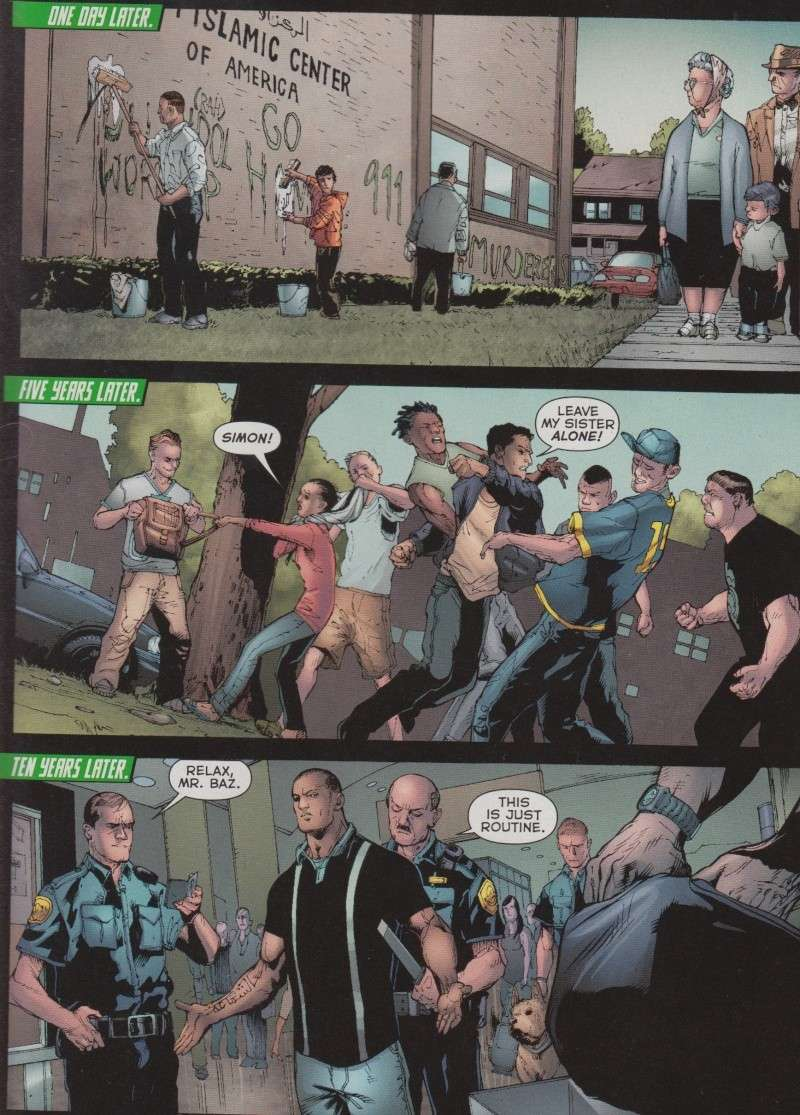 Green Lantern (New 52) Bazzla11