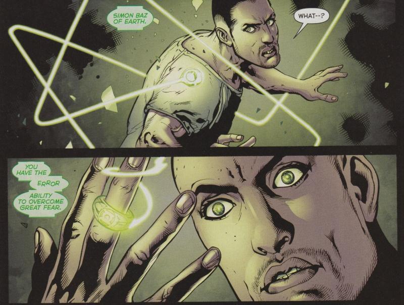 Green Lantern (New 52) Bazzla14