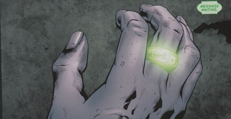 Green Lantern (New 52) Bazzla15