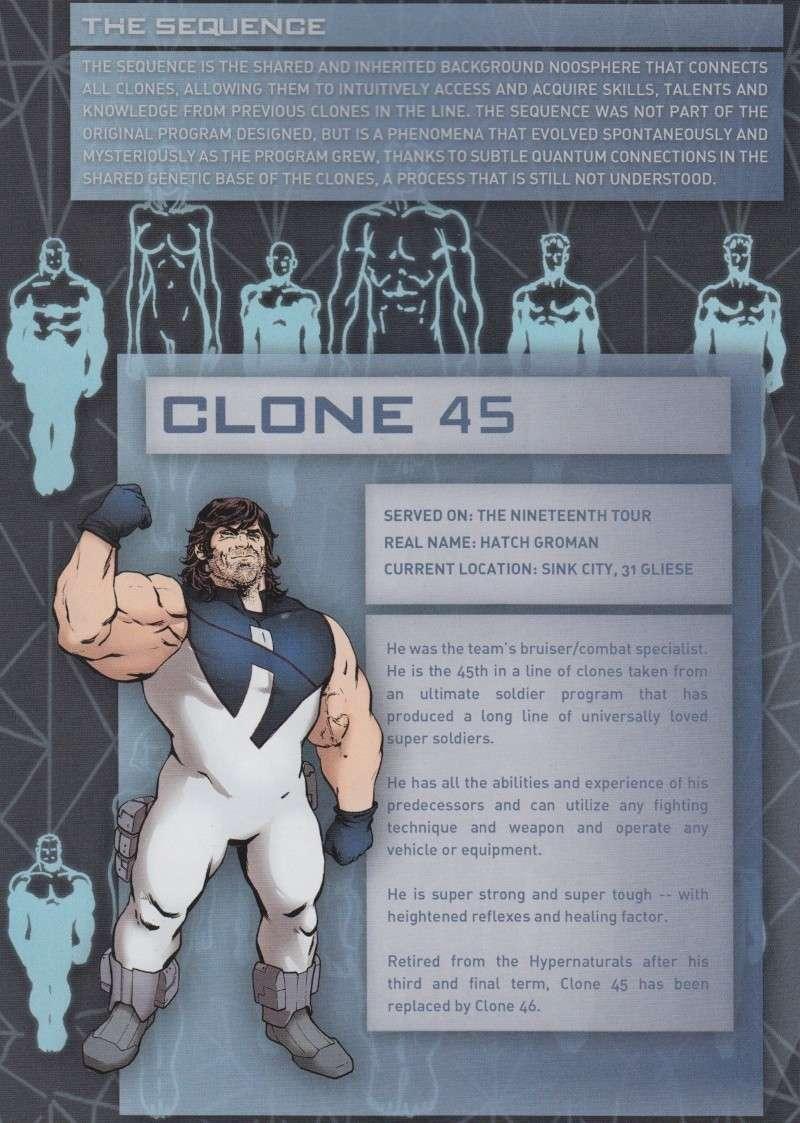 Hypernaturals [IDW] Clonet19