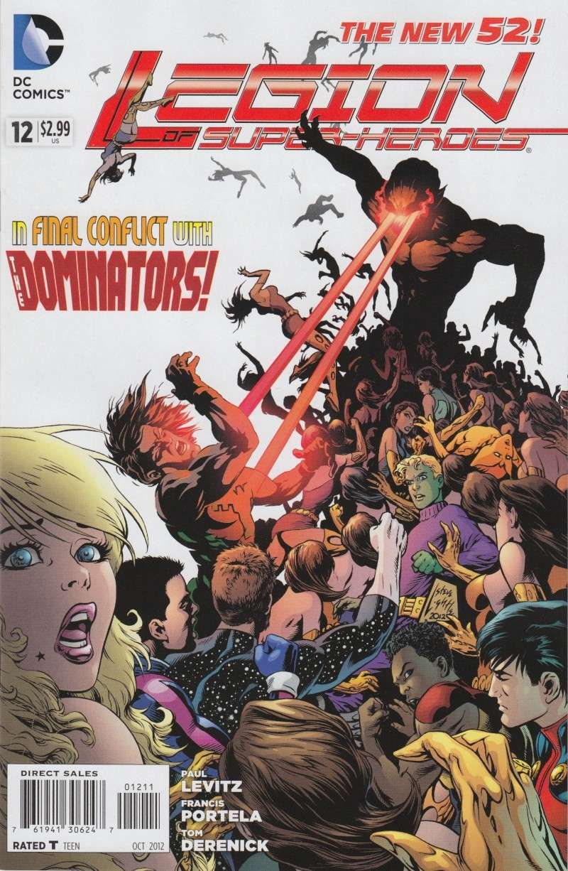 Legion of Super-heroes (New 52) Daxami10