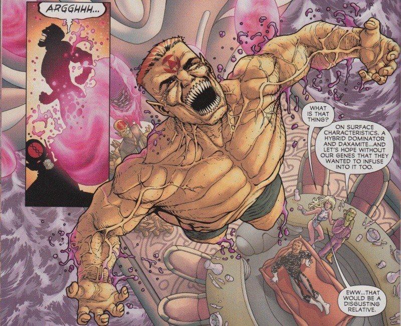 Legion of Super-heroes (New 52) Daxami11