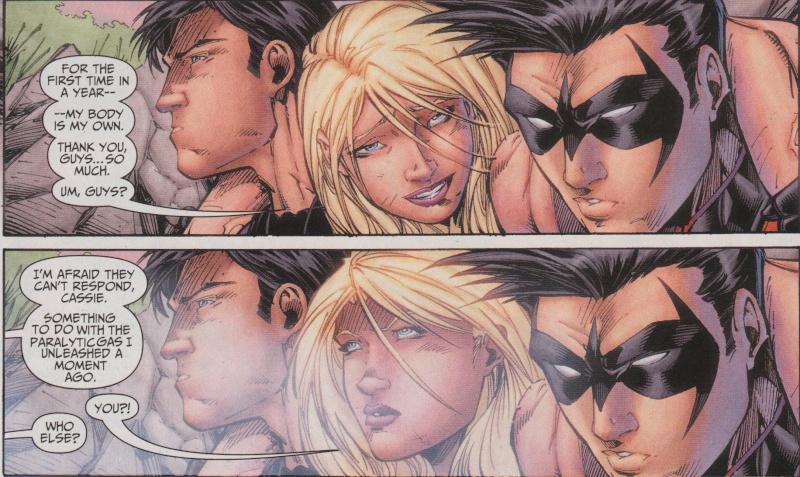 Teen Titans (New 52) Diesel12