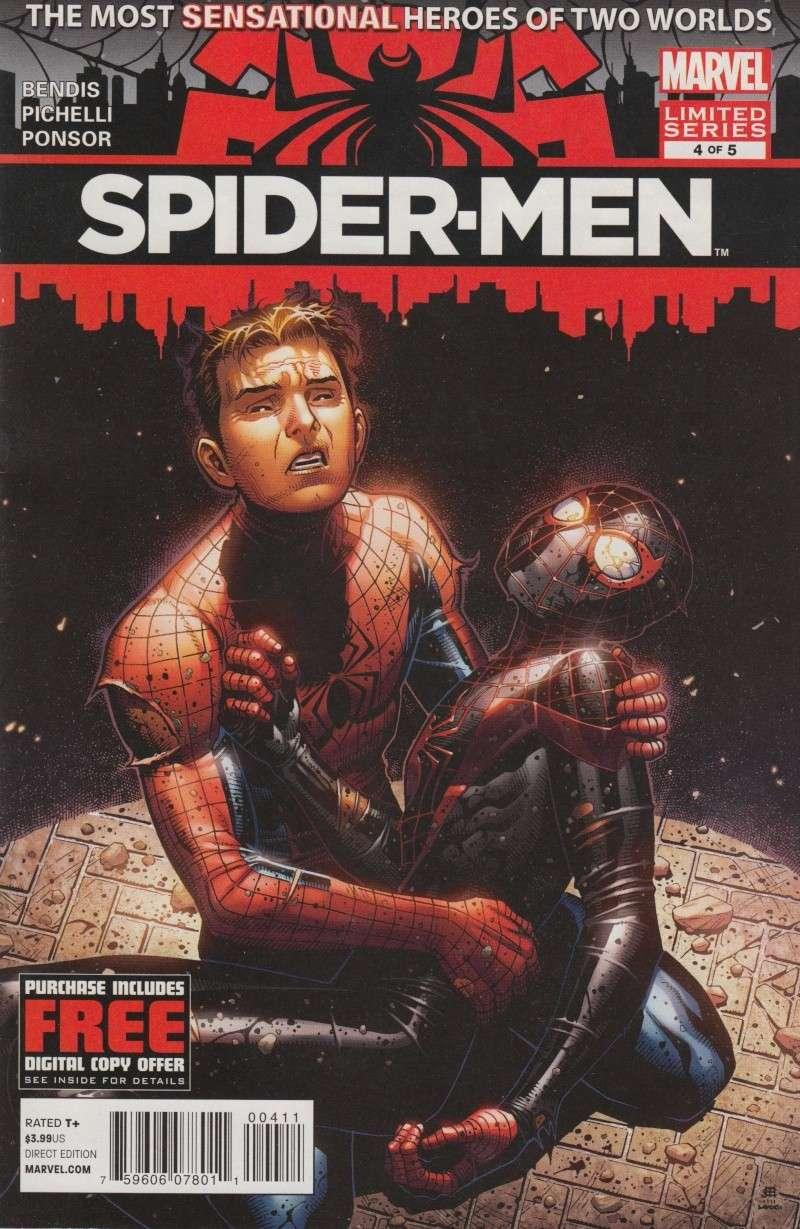 Spider Men Diff10