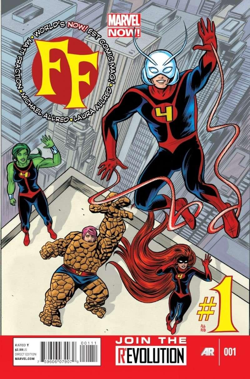 FF 1 (Marvel Now) Ff10