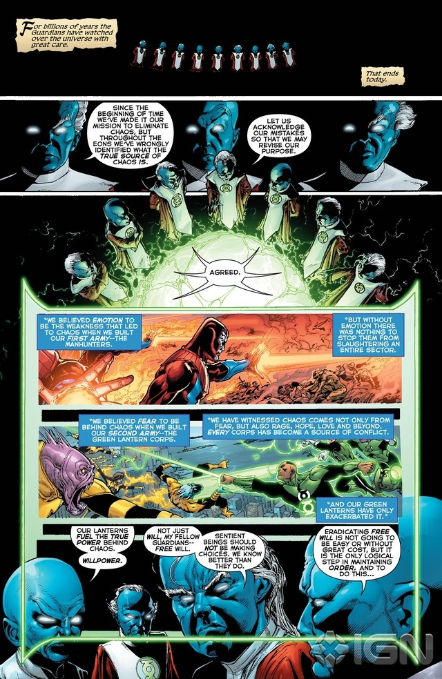 Green Lantern Annual 1 (NEW 52) Trailer Glann110