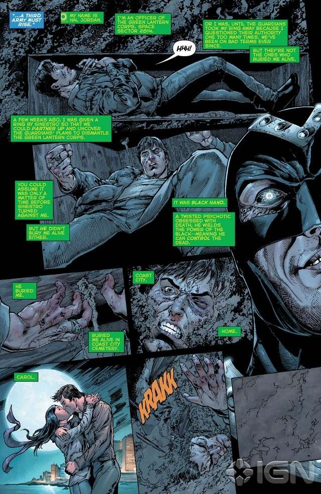 Green Lantern Annual 1 (NEW 52) Trailer Glann111