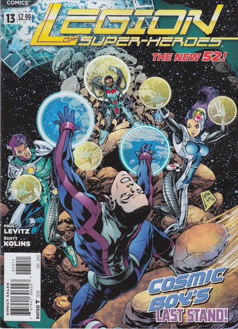 Legion of Super-heroes (New 52) Katana14