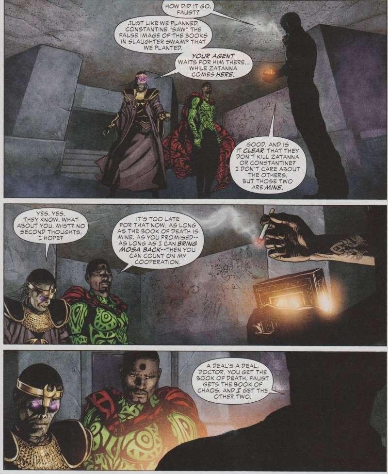 Justice League Dark (New 52) Mist_310
