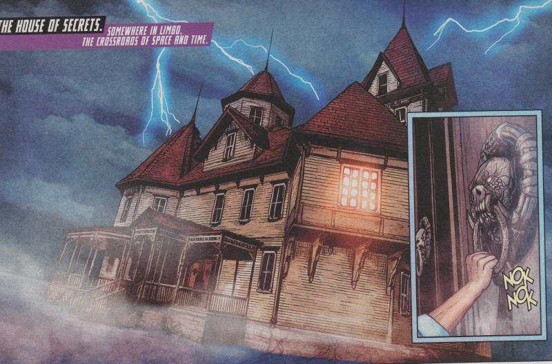 Justice League Dark (New 52) Mist_710