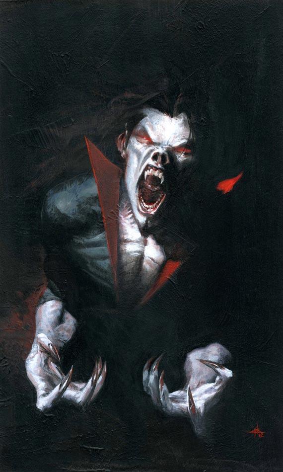 Morbius: The Living Vampire Morbiu10