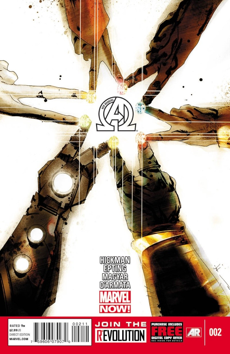 New Avengers (Marvel Now) Newavn13