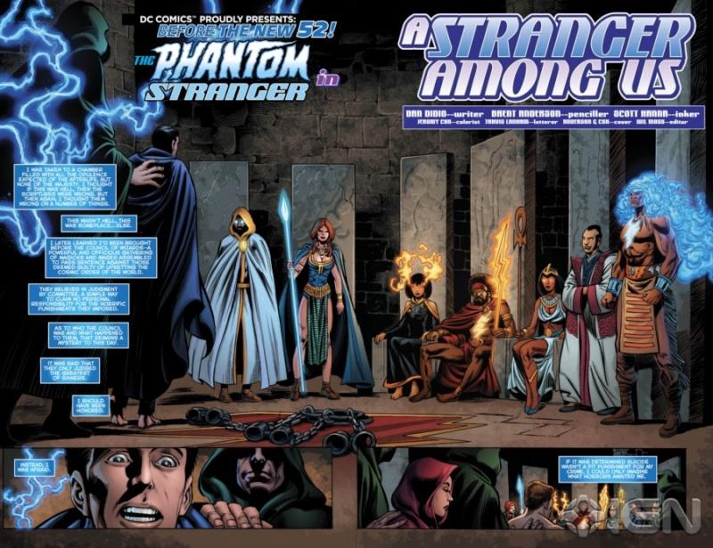 Trinity of Sin : Phantom Stranger Phstr011