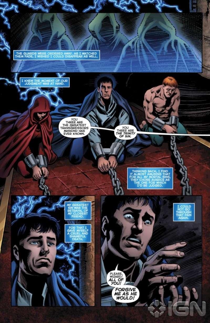 Trinity of Sin : Phantom Stranger Phstr012