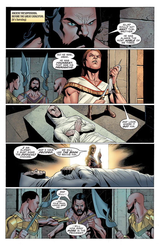 Archer & Armstrong [Valiant] - Page 2 Prv12710
