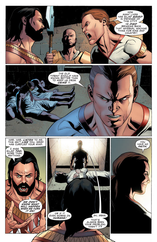Archer & Armstrong [Valiant] - Page 2 Prv12711