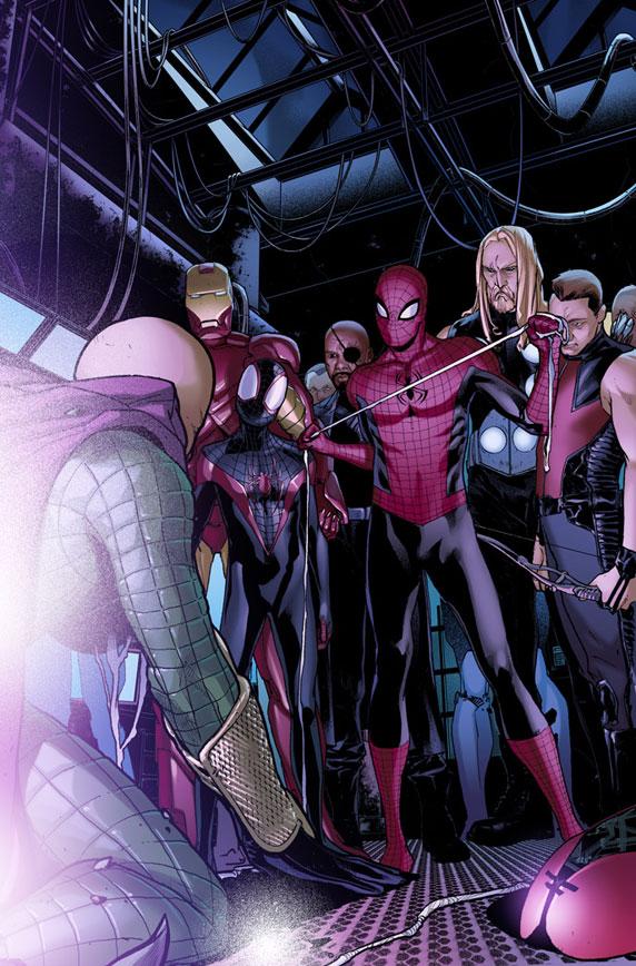 Spider Men Prv13310