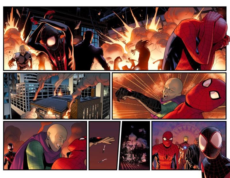 Spider Men Prv13311