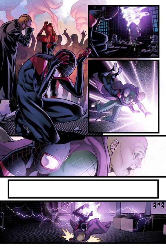 Spider Men Prv13312