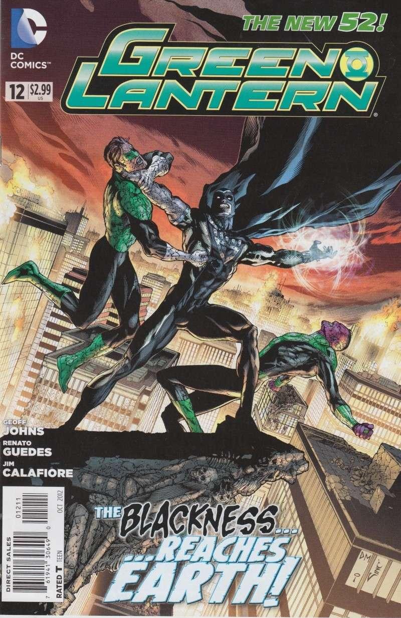 Green Lantern (New 52) Reach10