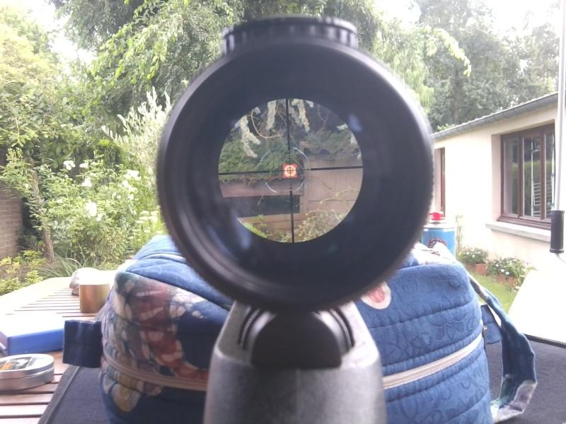 mise au point dans une lunette 5*32 à 25m Photo010