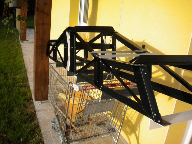 un pont de fabiquation simple pour mon train de jardin 1/32 Dscn1218