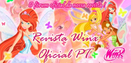 Revista Winx Oficial PT