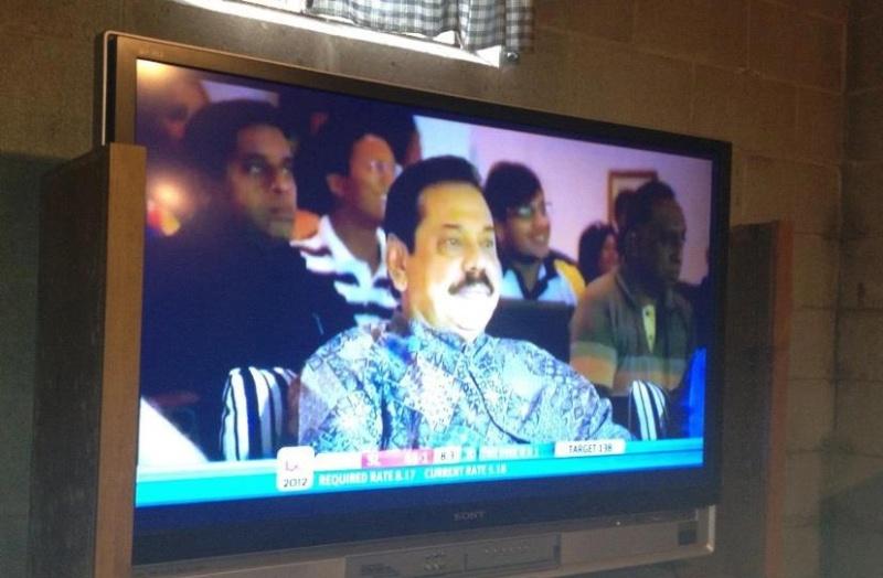 Congratulations Sri Lanka T2010