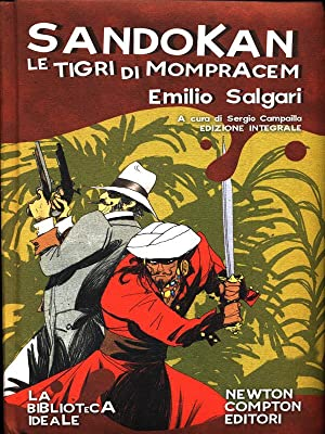 [libro] Sandokan - Le Tigri di Mompracem, di Emilio Salgari Sandok10