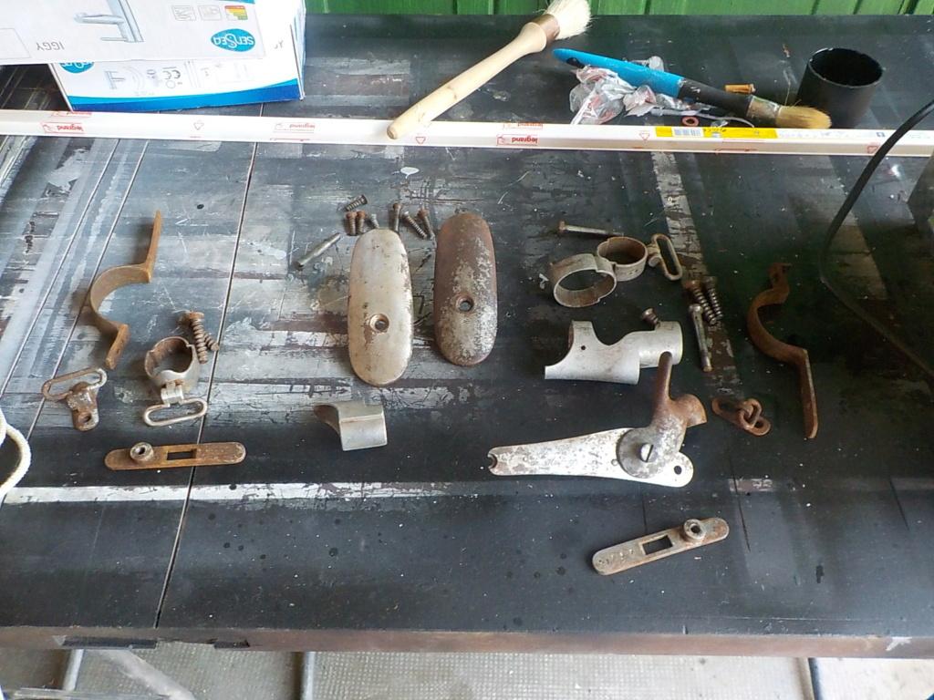 1840 et 1866 marine + pistolet a balles forcées Restau11