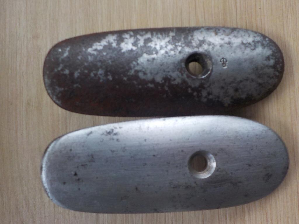 1840 et 1866 marine + pistolet a balles forcées Restau16