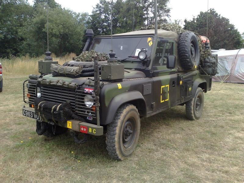 land - BabyBoy's Land Rover D110 V2 48490710
