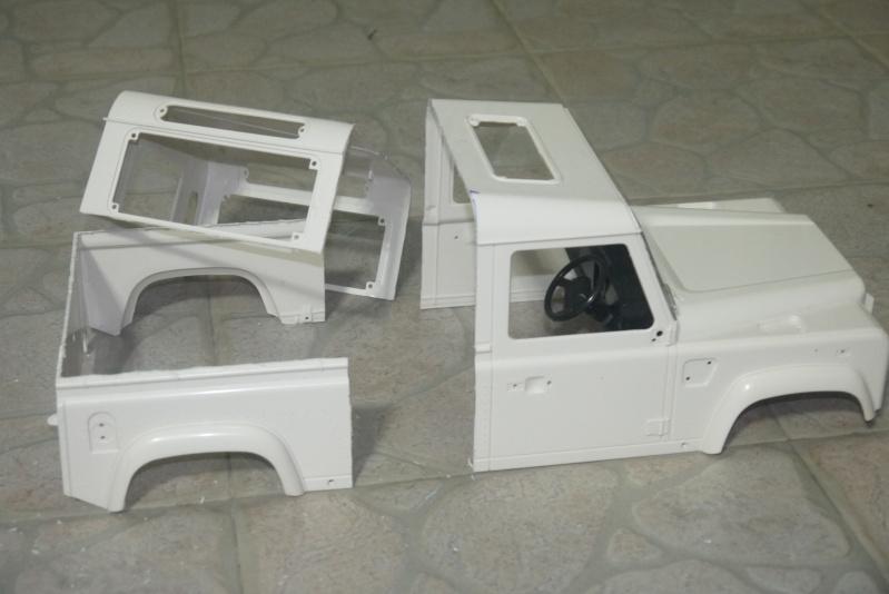 land - BabyBoy's Land Rover D110 V2 P1060624