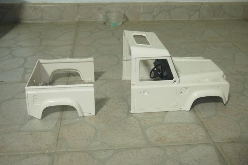 land - BabyBoy's Land Rover D110 V2 P1060625