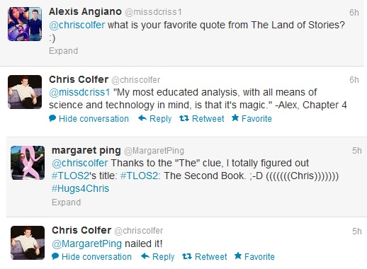 Chris Colfer Appreciation Thread!--part 4 - Page 2 J10