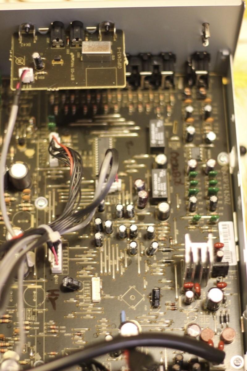 Denon PMA-520AE Img_2312