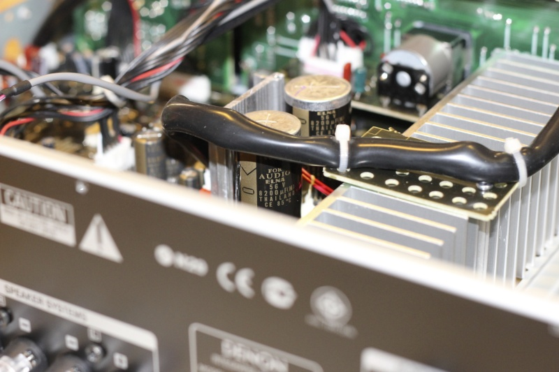 Denon PMA-520AE Img_2313
