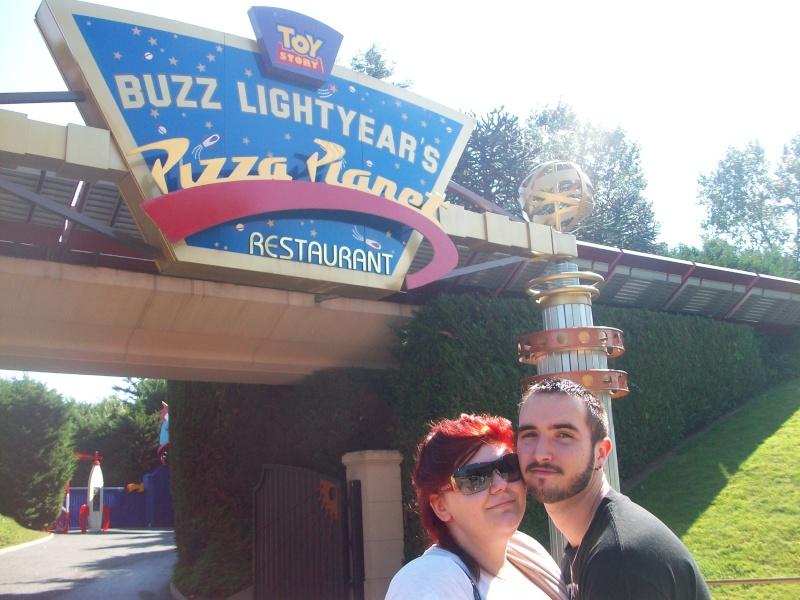 De la chaleur, des incivilités, une demande en fiançailles : bref, mon séjour à Disneyland Paris du 09 au 14 août ! 100_0710