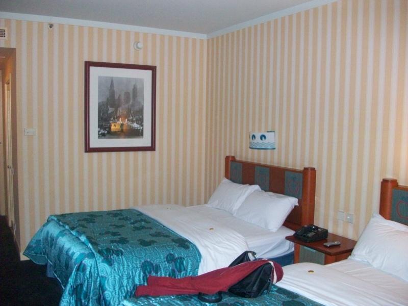De la chaleur, des incivilités, une demande en fiançailles : bref, mon séjour à Disneyland Paris du 09 au 14 août ! 100_0816