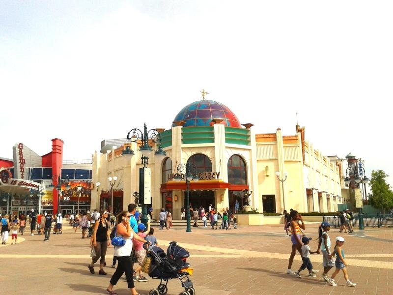 De la chaleur, des incivilités, une demande en fiançailles : bref, mon séjour à Disneyland Paris du 09 au 14 août ! 2012-020