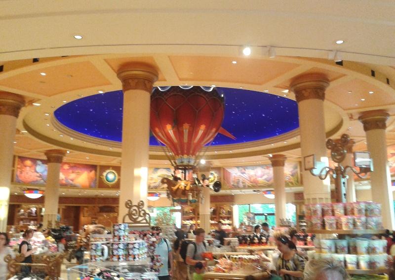 De la chaleur, des incivilités, une demande en fiançailles : bref, mon séjour à Disneyland Paris du 09 au 14 août ! 2012-022
