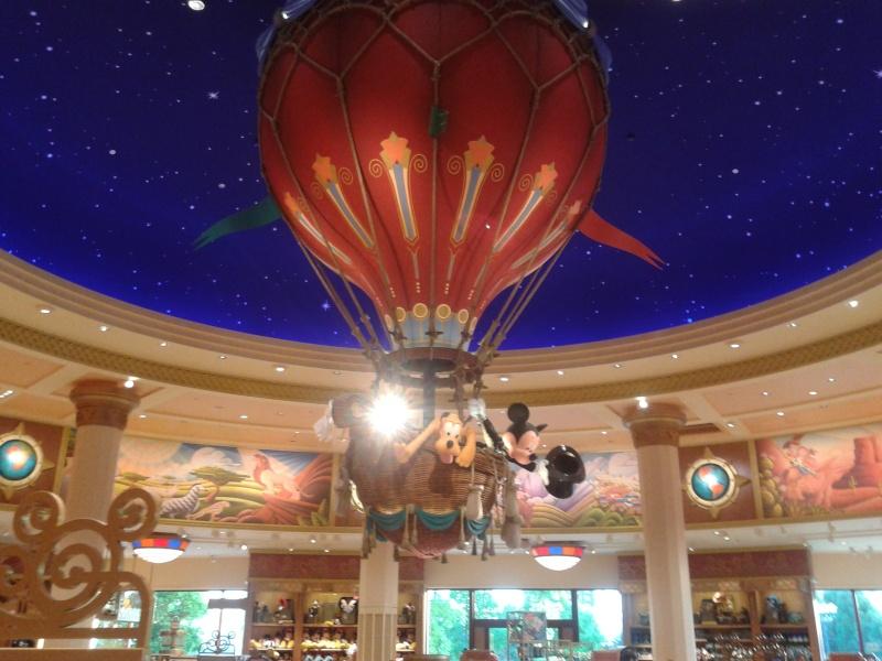 De la chaleur, des incivilités, une demande en fiançailles : bref, mon séjour à Disneyland Paris du 09 au 14 août ! 2012-023